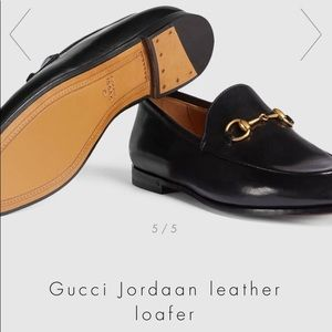 Women's Gucci Leather loafer